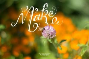 Make: Grounded Magazine - Autumn 2014